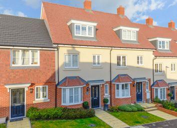 Thumbnail 4 bed town house for sale in Hazelbourne Avenue, Borough Green, Sevenoaks
