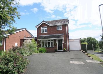 Thumbnail 3 bed detached house for sale in Dudley, Netherton, Weavers Rise