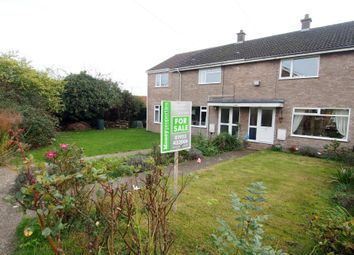 Thumbnail 2 bedroom terraced house for sale in Edwin Close, Wymondham