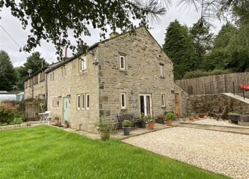 Thumbnail 3 bed cottage for sale in Wood View Cottage, Upper House Road, Holmfirth