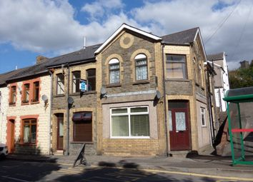 Thumbnail 2 bed flat to rent in Bridge Street, Abercarn, Newport