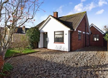 Thumbnail 3 bed detached bungalow for sale in Jubilee Road, Littlebourne, Canterbury, Kent