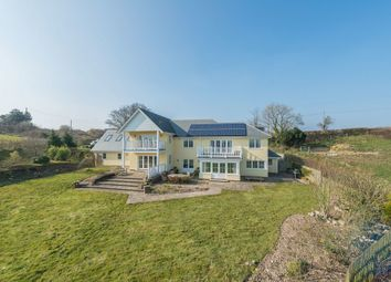 Thumbnail 5 bed detached house for sale in Branscombe, Seaton