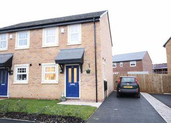 Thumbnail 2 bed semi-detached house to rent in Hollin Hall Drive, Longridge, Preston