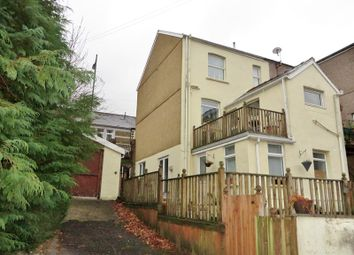 Thumbnail 2 bed end terrace house for sale in Abertillery Road, Blaina, Abertillery