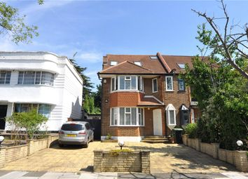 Thumbnail 4 bed semi-detached house to rent in Abbotshall Avenue, London