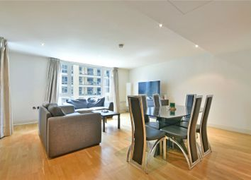 Thumbnail 3 bed flat to rent in Lensbury Avenue, Imperial Wharf