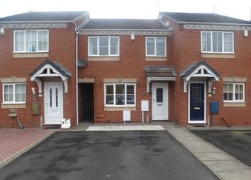 Thumbnail 3 bedroom terraced house to rent in Leveson Drive, Tipton