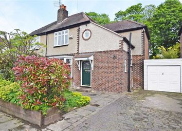 Thumbnail 3 bed semi-detached house for sale in Dalston Drive, Didsbury Park, Manchester