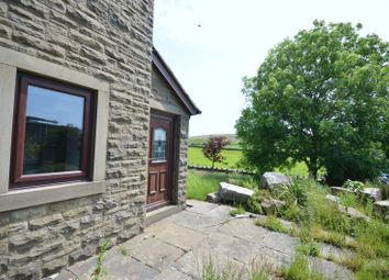 Thumbnail 4 bed detached house to rent in Burnley Road, Dunnockshaw, Burnley