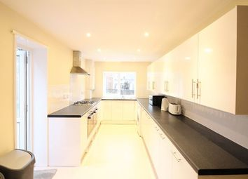 Thumbnail 4 bed flat to rent in Jervis Road, Portsmouth