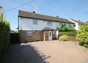 Thumbnail 3 bed semi-detached house for sale in Vernon Avenue, Rayleigh