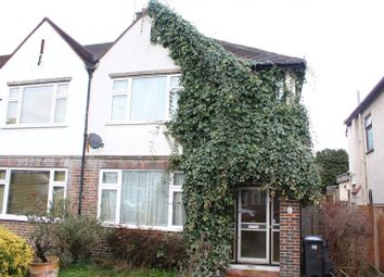Thumbnail 3 bed semi-detached house to rent in Christchurch Road, Purley