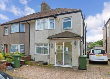 Thumbnail 3 bed semi-detached house for sale in Sutcliffe Road, Welling, Kent