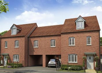 "Thumbnail 4 bed semi-detached house for sale in ""The Rousham"" at Whitelands Way, Bicester"