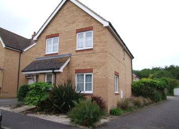 Thumbnail 3 bed detached house to rent in Bright Close, Saxmundham, Suffolk