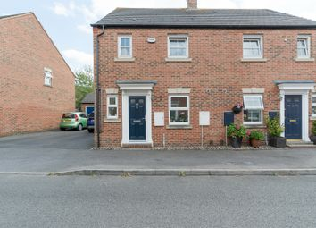 Thumbnail 3 bed semi-detached house for sale in Brimmers Way, Aylesbury