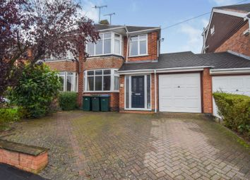 3 bed semi-detached house for sale in Frobisher Road, Coventry CV3