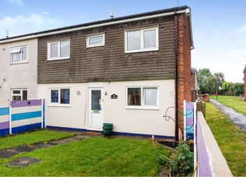 Thumbnail 4 bed end terrace house for sale in Woodhouse Place, Newark