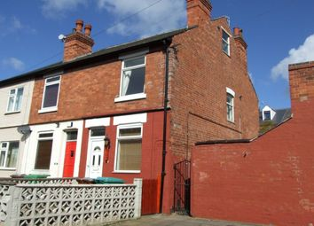 Thumbnail 3 bed terraced house for sale in Lindley Terrace, Nottingham