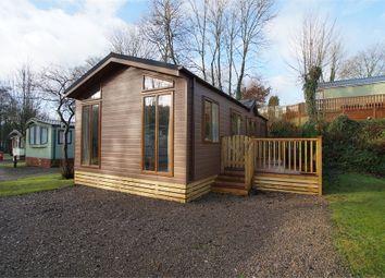 Thumbnail 2 bed mobile/park home for sale in Prestige Quindi, Gatebeck Caravan Park, Endmoor, Kendal, Cumbria