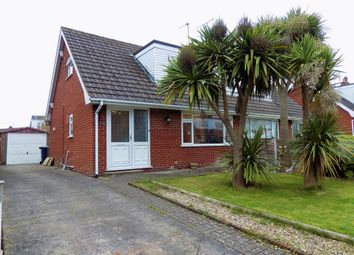 Thumbnail 3 bed semi-detached house for sale in Sunningdale Grove, Colwyn Bay
