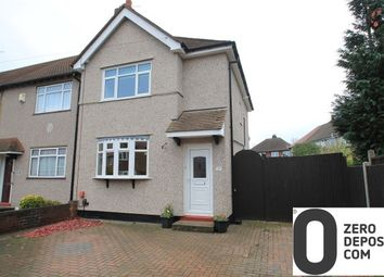 Thumbnail 3 bed end terrace house to rent in Paston Crescent, Lee