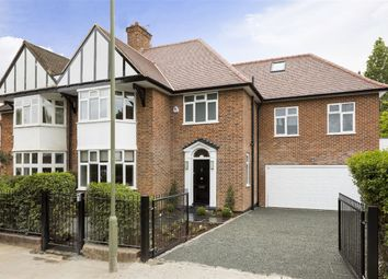 Thumbnail 5 bed property for sale in Harman Drive, London