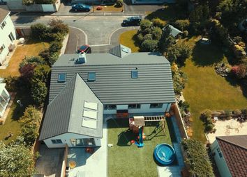 Thumbnail 4 bed detached bungalow for sale in Woodland Close, Failand, Bristol