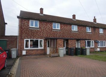 Thumbnail 2 bed terraced house to rent in Gayle Road, Tattershall, Lincoln