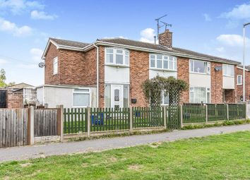 Thumbnail 3 bed semi-detached house for sale in Cavell Close, Woodbeck, Retford