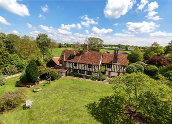 Thumbnail 6 bed detached house for sale in Pound Lane, Capel St. Mary, Ipswich