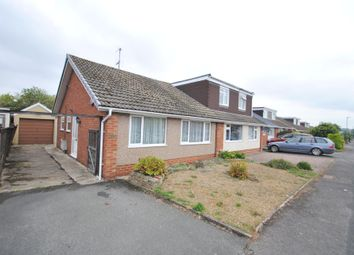 Thumbnail 2 bed semi-detached bungalow for sale in Nottingham Road, Bishops Cleeve