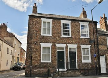 Thumbnail 3 bed end terrace house for sale in King Street, Ripon