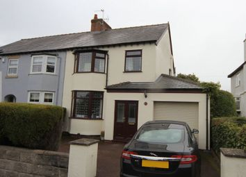 Thumbnail 3 bed semi-detached house for sale in Poll Hill Road, Heswall, Wirral