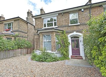 Thumbnail 4 bed semi-detached house for sale in Croxted Road, London