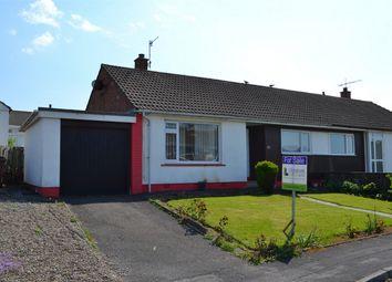 Thumbnail 2 bed semi-detached bungalow for sale in Wasdale Park, Seascale, Cumbria