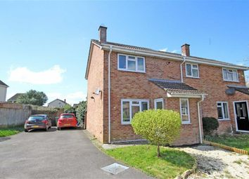 Thumbnail 2 bed semi-detached house for sale in Dummer Way, Chippenham, Wiltshire