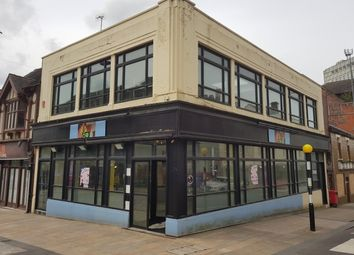 Thumbnail Retail premises for sale in Piccadilly, Stoke On Trent