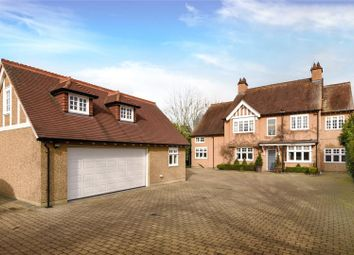 Thumbnail 7 bed detached house for sale in Bury Road, London