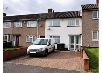 Thumbnail 3 bed terraced house for sale in Albermarle Close, Luton