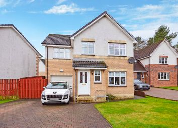 Thumbnail 4 bed detached house for sale in South Dumbreck Road, Kilsyth, Glasgow