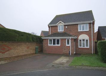 Thumbnail 4 bedroom detached house for sale in St. Marys Grove, Sprowston, Norwich