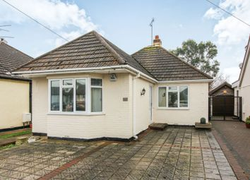 Thumbnail 3 bed detached bungalow for sale in Oxford Road, Rochford