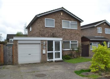 Thumbnail 3 bed detached house for sale in Mersey Way, Thatcham