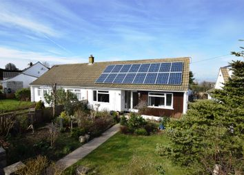 Thumbnail 3 bedroom semi-detached bungalow for sale in Quantock Road, Portishead, Bristol