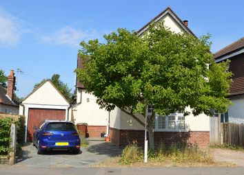 Thumbnail 3 bed detached house for sale in Windmill Lane, Epsom, Surrey.