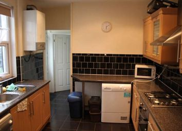 Thumbnail 4 bedroom terraced house to rent in North Road, Cathays, Cardiff