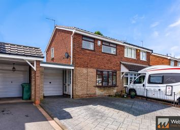 3 bed semi-detached house for sale in Heather Grove, Willenhall WV12
