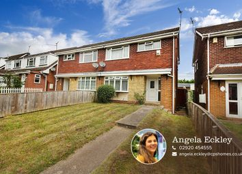 Thumbnail 3 bedroom semi-detached house for sale in Bryncyn, Cardiff